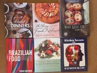 Cook books for Sale *REDUCED*