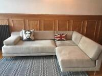 Gorgeous Habitat Scala Modular sofa