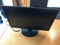 """AOC e950Swn LED 18.5"""" Monitor + VGA Cable"""