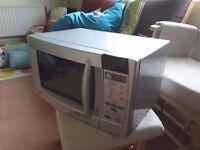 Free microwave LG Wavedom 800w Category E