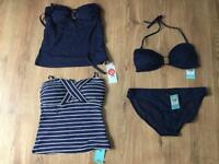 Size 14 brand new with tags Sainsbury's swimwear