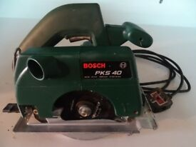 Bosch PK540 Circular saw