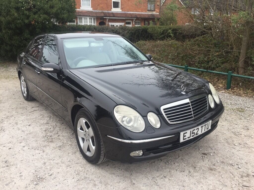 mercedes e270 cdi avantgarde auto 2002 in sparkbrook west midlands gumtree. Black Bedroom Furniture Sets. Home Design Ideas