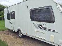 Swift challenger 490 2007 5 berth caravan
