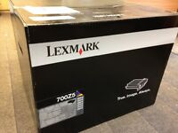 Lexmark black and colour imaging kit