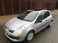 RENAULT CLIO 1.3L, ***FACE LIFT MODEL***CHEAP ON INSURANCE AND TAX £895 o.n.o