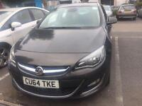 2014 VAUXHALL ASTRA ESTATE DIESEL 2.0 PCO READY *** ONLY £6200 **