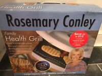 ROSEMARY CONLEY FAMILY HEALTH GRILL BRAND NEW IN BOX