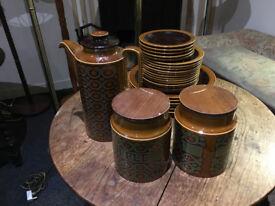 Nice Vintage Retro 1970's Hornsea Heirloom Pottery