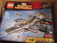 LEGO MARVEL HELI CARRIER NEW