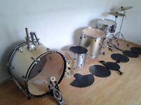 Session pro complete drum set