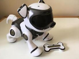 Teksta Voice Recognition Robot Puppy