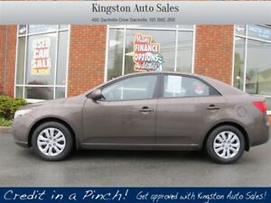2012 Kia Forte 2.0L LX | $47.50/week, taxes in, $0 down