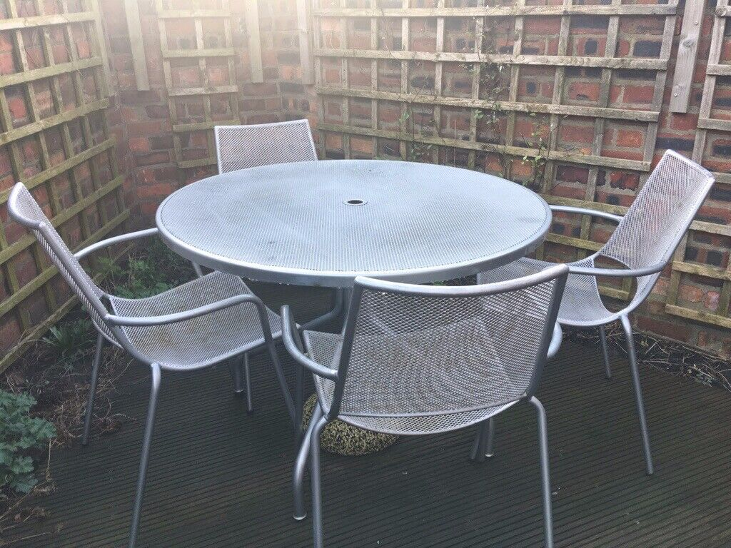 Garden table and four chairs john lewis newcastle