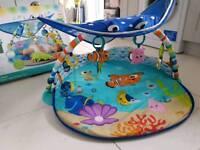 Finding Nemo Play Mat. Disney Baby Bright Starts