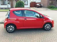 Citroen C1 VTR 2010 with Full Years MOT and sevice history same as Aygo,107,Corsa,festa,clio.