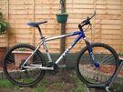 TREK 4100 Disc Mountain Bike. 26''wheels. 17.5''frame. 21 speed. Disc Brakes. Good condition