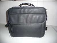 """Leather bag for 14"""" laptop"""