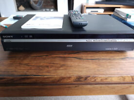 Sony DVD/ Hard Drive Recorder