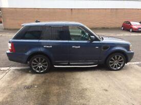 Range Rover sport tdv6 may px
