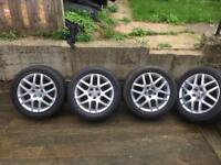 Bbs Montreal alloy wheels vw golf 16in x4