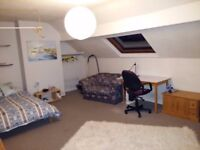 LARGE ATTIC ROOM & KITCHEN (5 day week)