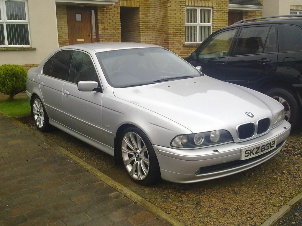 2002 bmw 5 series 525i for sale cargurus autos post. Black Bedroom Furniture Sets. Home Design Ideas