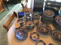 Spode Blue Italian Ware Reduced for quick sale