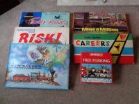 Waddington Board Games