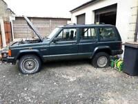 1993 cherokee jeep xj spares