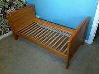 Mamas and Papas Aspen Cot Bed