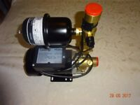 low Water supply booster pump