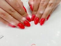MANICURE - shellac, extensions, nail styling