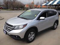 2014 Honda CR-V EX ONE OWNER NO ACCIDENTS SNOW TIRE PACKAGE