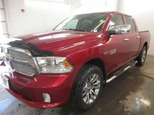 2015 Ram 1500 LONGHORN/LIMITED - ECO DIESEL!! - FULLY LOADED!!
