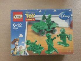 Lego Toy Story Army