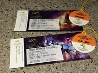 2 x tickets for Olympia Horse Show, Friday 16th December 1230, £67.75 each