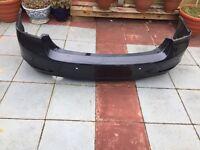 Used 2012 bmw 3 series (f30) rear bumper