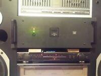 nad 208 thx power amplifier