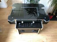 Retro Arcade Coffee Table - Gaming Machine