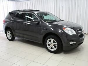 2015 Chevrolet Equinox LT AWD SUV - ONE OWNER!