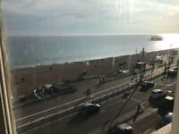 SEA VIEW! SEPTEMBER 2020 - SB lets are delighted to offer this large studio flat, furnished