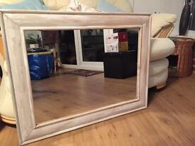 Medium shabby mirror