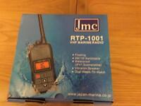 New vhf radio