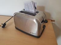 Toaster. Russell Hobbs. 2 slots