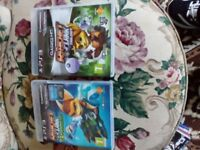 Four PS3 games forsale