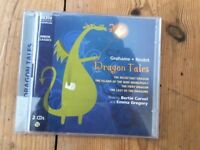 Dragon Tales by Nesbit and Grahame - audiobook on CD