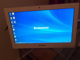 All in One Desktop PC - Lenovo 10138 - Windows 8 - Office10 - Microsoft wireless keyboard and mouse