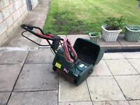 Allett Kensington 14E Self-Propelled Electric Cylinder Lawnmower