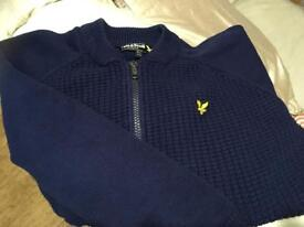 Boys age 10-11 Lyle & Scott Cardigan